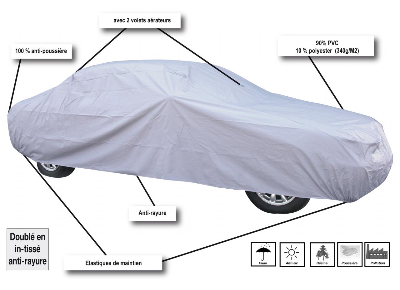 Coupe//Cabrio//Ta B/âche Housse de protection pour 911 964