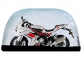 "Bulle ""TOTAL PROTECT""  N°2 MOTO 3,65 X 0,80 X 1,47 M"
