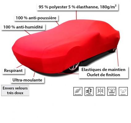 Renault·Zoe · Housse Bache de protection Car Cover IN-//OUTDOOR Respirant